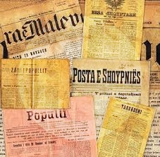 "24 June 1879, was published the first Albanian newspaper in Albania, ""Ishkodra"""