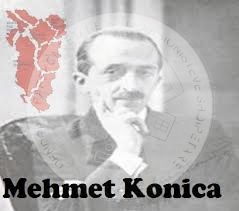 1 July 1914, Mehmet Konica and Mihal Turtulli urge Italy to respect the independence of the Albanian state