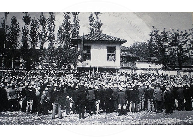 "17 June 1878, the National Assembly of the League of Prizren approved the ""Statute of the Albanian League"""