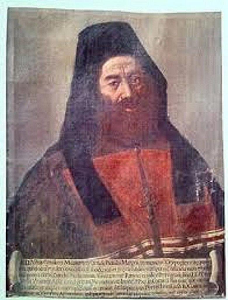 3 Qershor 1694, në Dhërmi të Himarës, vdiq murgu italian, Nilo Katalano