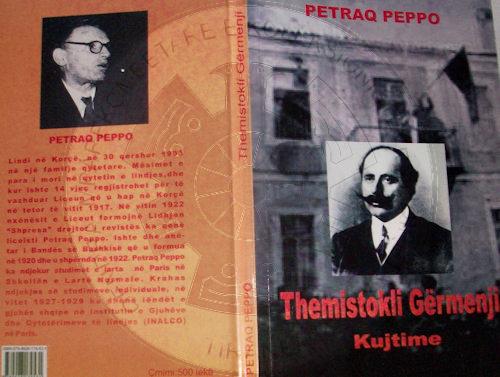 "30 June 1903, was born in Korca, pedagogue, historian, ""The Teacher of the People"" Petraq Pepo"