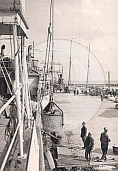13 June 1938, the sailors of the port of Durres were hit on strike
