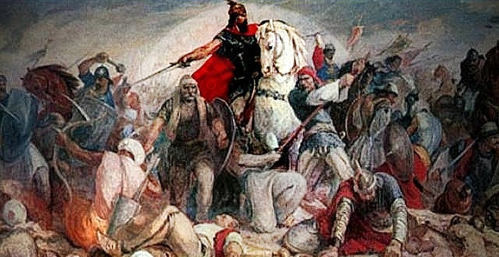 20 June 1444, was held the first battle of the Albanian Army commanded by Gjergj Kastrioti
