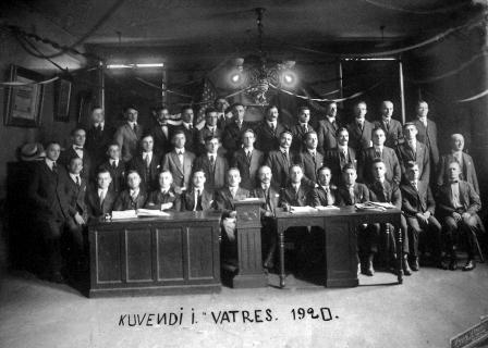 """3 Qershor 1917, Vatra shpall 3 Qershorin si """"Ditën e shpëtimit të Shqipërisë"""""""