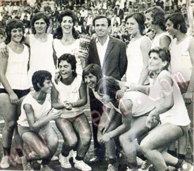25 Korrik 1997, u nda nga jeta volejbollistja e shquar Fahrie Hoti