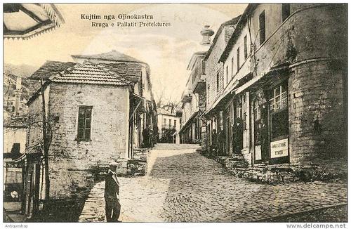 """7 Korrik 1924, në Gjirokastër, u ngrit Klubi i Shoqërisë """"Studenti"""""""