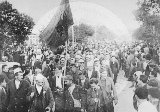 21 July 1912, Kosovo insurgents liberated Pristina