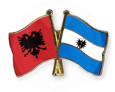 25 Korrik 2003, u vendosën marrëdhëniet diplomatike midis vendit tonë dhe Republikës së Salvatorit