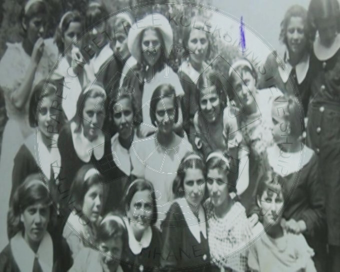 "16 July 1931, was established in Tirana, institute ""Naim Frasheri"" or ""Normal School for Girls"""