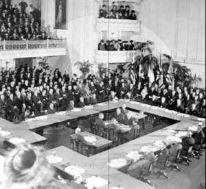 30 July 1926, the members of the Ambassadorial Conference signed the Final Act for the Determination of the Albanian Boundaries