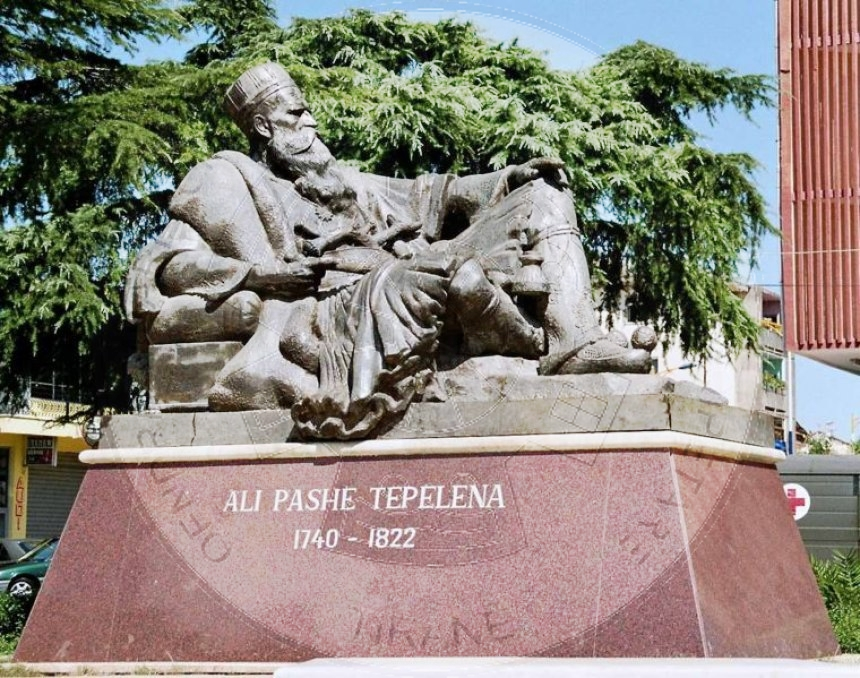 2 July 1804, was concluded the treaty of friendship between Chameria and Suliots against Ali Pasha Tepelena
