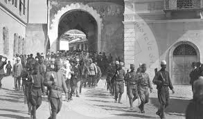 3 August  1932, the royal gendarmerie reveals the secret movement of Vlora led by Qazim Kokoshi