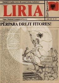 27 July 1908, was published the first issue of the newspaper Liria