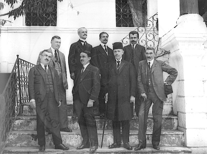 10 July 1921, the government of Iliaz Vrion, started its activity