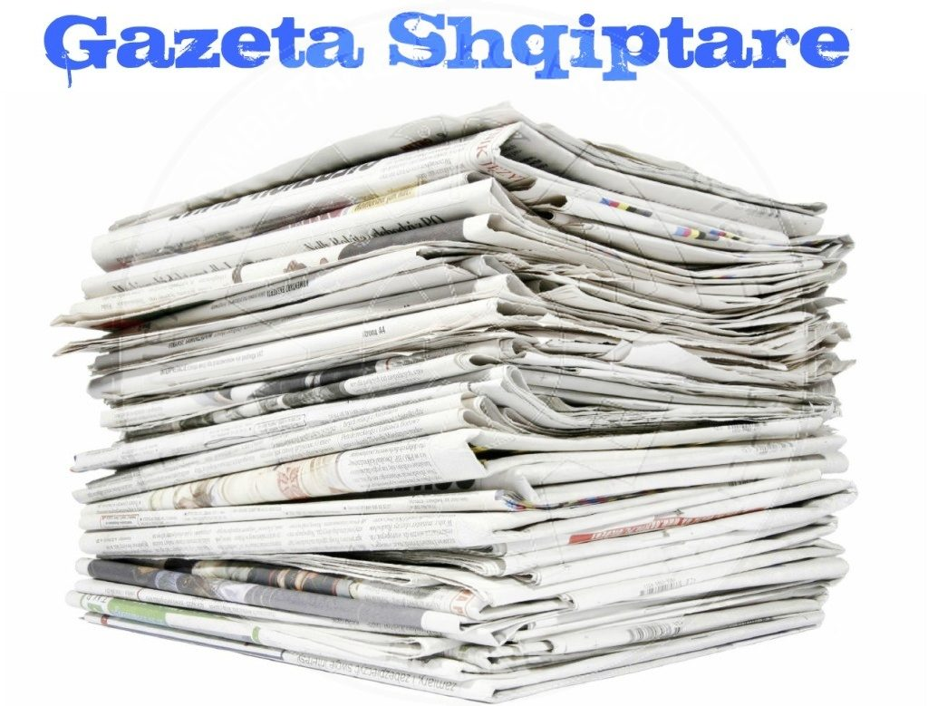 "10 July 1927, came out the first edition of ""Gazeta Shqiptare"""