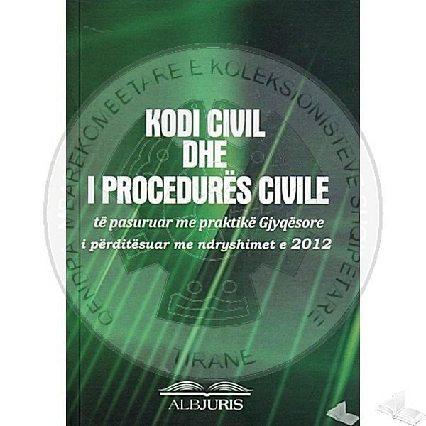 29 July 1994, is approved the Civil Code of the Republic of Albania
