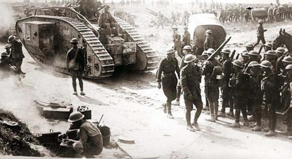 28 July 1914, is marked the beginning of World War I
