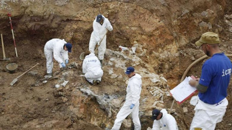 8 July 1999, in Trepca, Kosovo, was discovered a mass grave