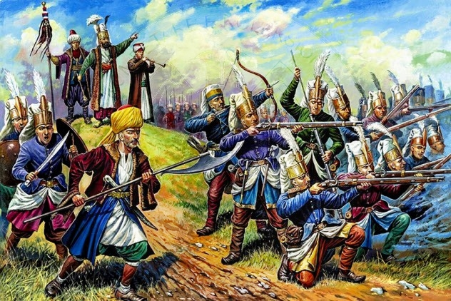 7 August 1499, from the letter of Martin Firmanos we learn that Albanians unable to pay tribute organize armed insurrection against the Ottoman Empire