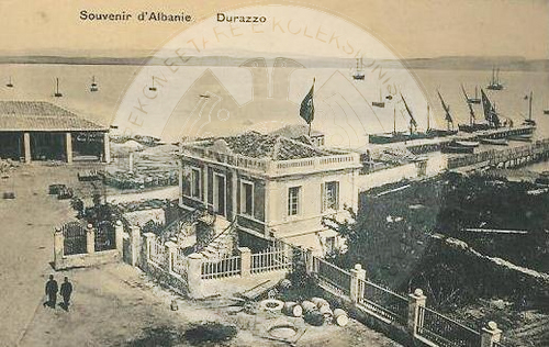 8 August 1686, the Rector of the Republic of Ragusa requested the closure of the port of Durres