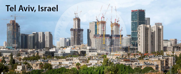 24 Gusht 1992, u ngrit konsullata e parë shqiptare në Tel Aviv