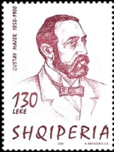 27 August 1900, died the Austrian albanologist Gustav Mayer