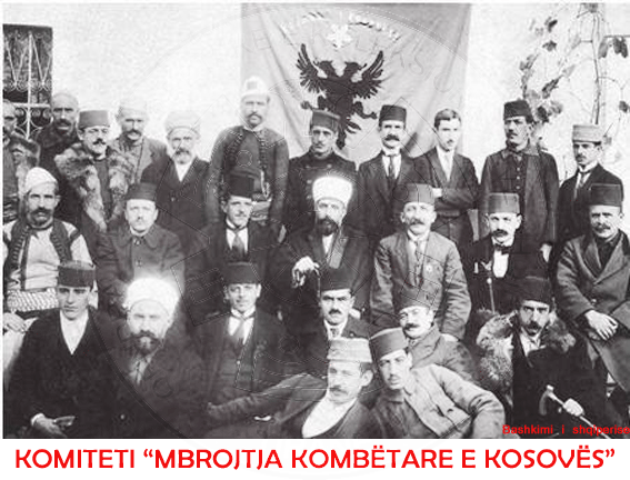 31 August 1919, the Kosovo Committee calls on the Albanian people to mobilize in defense of the homeland