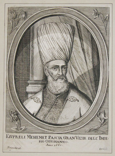 19 August 1691, was killed Fazil Mustafa Qyperli,  the great vizier of the Ottoman Empire