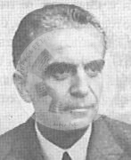 13 August 1927, born in Elbasan, cardiologist Petrit Gace