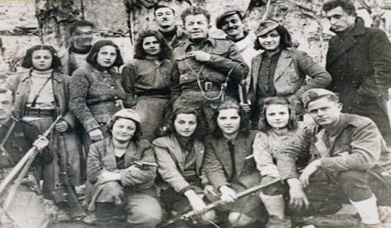 25 August 1944, was formed the Partisan Choir in Lavdar of Opar