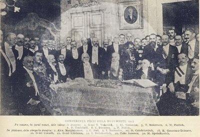 10 Gusht 1913, Traktati i Paqes i Bukureshtit i dha fund Luftës së II Ballkanike