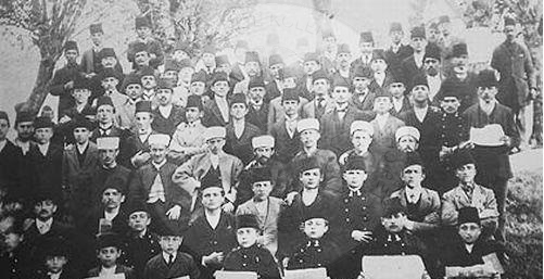 19 August 1878, the Albanian League of Prizren sent the Albanian troops against the Austro-Hungarian Empire