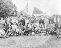"""10 Gusht 1920, mërgimtarët shqiptarë të Amerikës, nxorën numërin e parë të gazetës politike, """"E vërteta"""""""