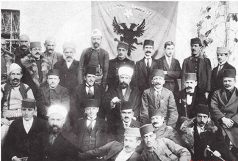 6 August 1912, was approved Hasan Prishtina program with 14-point