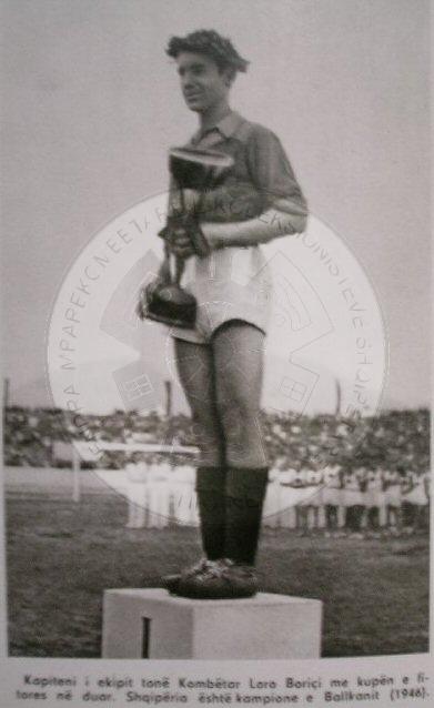 10 Gusht 1922, lindi ylli i futbollit tonë Loro Boriçi