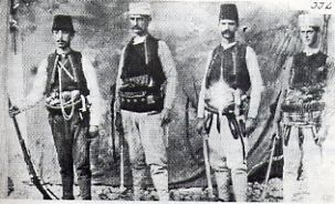 13 August 1920, in Luzni of Dibra, fierce fighting between Albanian patriots and Yugoslav forces