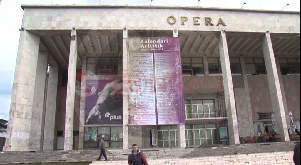 "17 August 1967, at the TOB stage, was premiered Albanian opera, ""Heroina"""