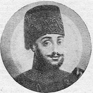 7 August 1833, Turkish ruler Ali Namik Pasha organizes a surprise attack in northern Shkodra