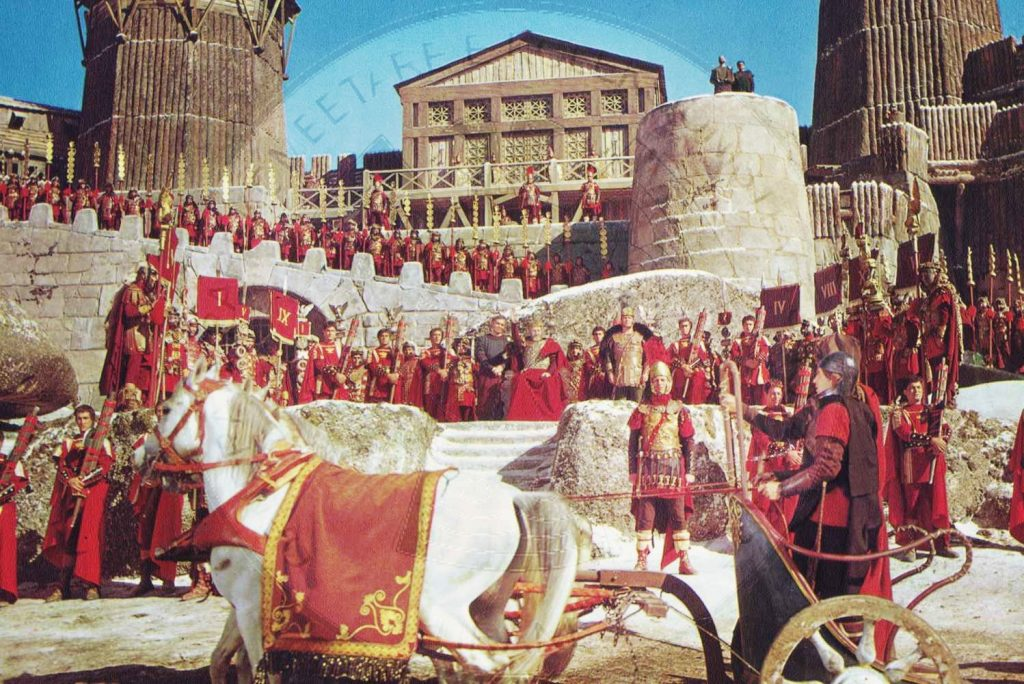 22 August 392, the coronation Emperor of the Roman Empire of Eugene Flavy