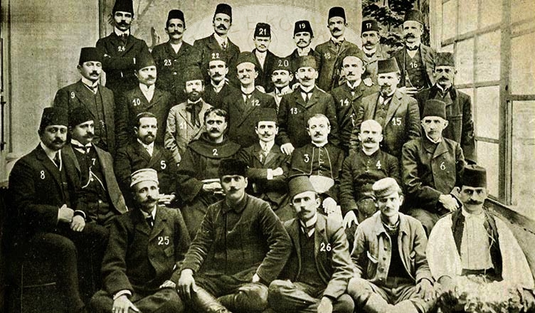 "21 August 1908,  ""Bashkimi"" Society of Bitola wrote for the establishment of club branches in other centers of Albania"