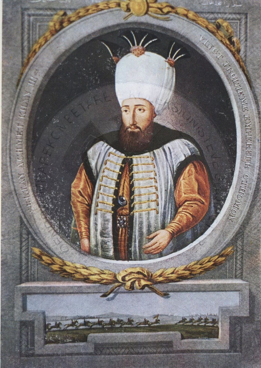 28th  September 1730, Halil Patrona defeated the sultan Ahmet III in Istanbul  together with 1200 Albanians