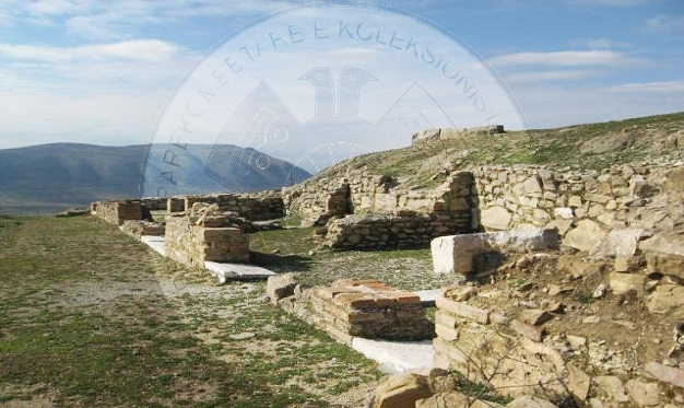 12 September 2000, the archaeological expeditions in Finiq started