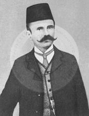 1 September 1892, Petro Nini Luarasi opened 6 Albanian schools in Kolonje