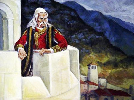 17th  September 1499, 20.000 Albanians invite the nephew of Skanderbeg to lead the war against the ottomans