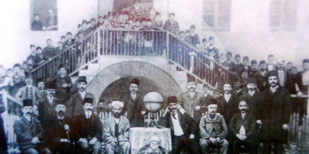 "20th  September 1909, ""Përparimi"" society was created in Korça"