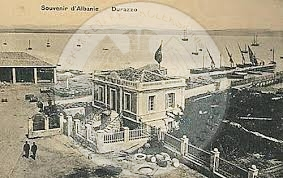 5 September 1914, in Durres Albanian flag was removed from the rebels of, Mustafa Ndroqi and Musa Duzi