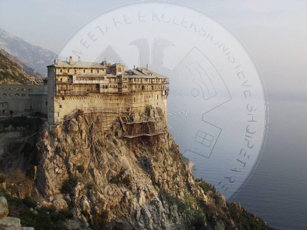 1 Shtator 1907, regjistrohet popullsia në Athos të Greqisë; Shumica ishte shqiptare