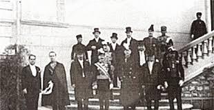 5 Shtator 1928, u formua Kabineti Mbretëror