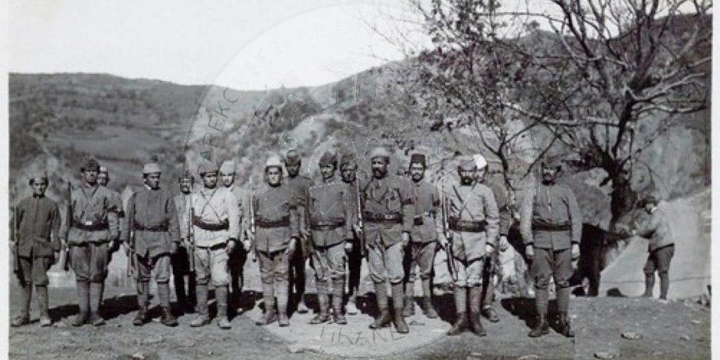 26th September 1919, Riza Cerova established a commission to mobilize volunteer in defense of Korça from Greek occupation