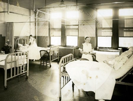 27th September 1937 Xhanfize Frashëri opened in Tirana the first gynecological and pediatric private clinic
